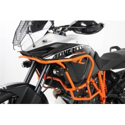 Hepco & Becker tank crash bars KTM 1190 Adventure