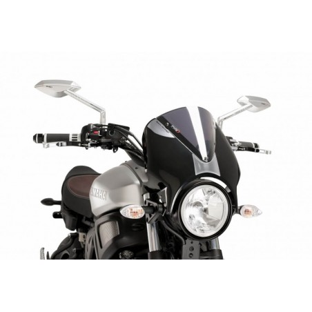 Puig Vision Light Smoke headlight fairing Yamaha XSR 700