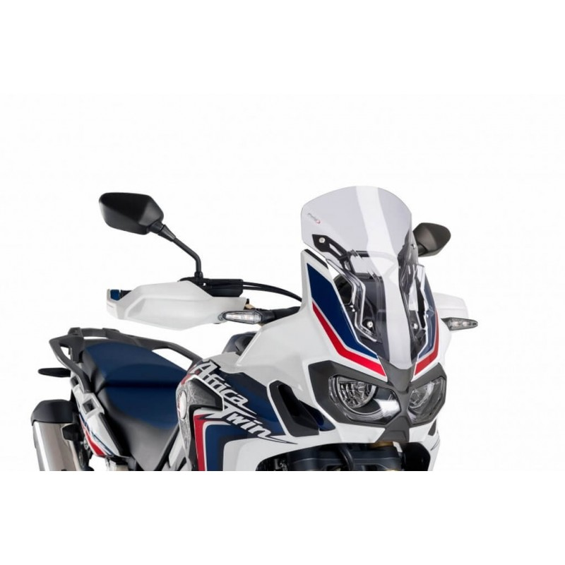 Puig Clear Racing Windscreen Honda CRF1000L Africa Twin