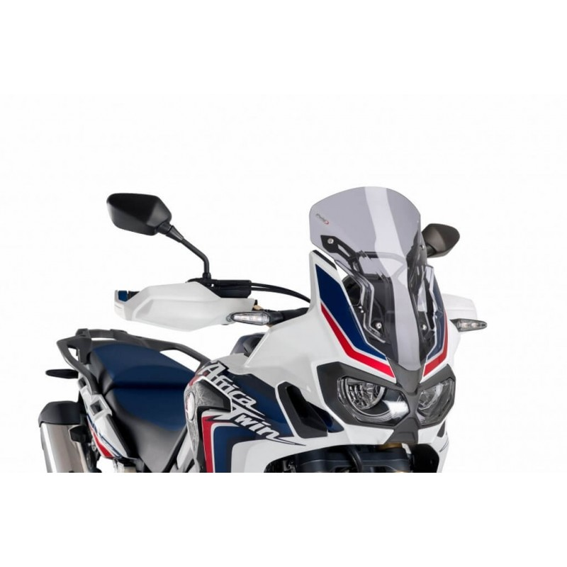 Puig Light Smoke Racing Windscreen Honda CRF1000L Africa Twin