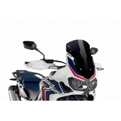 Puig Black Racing Windscreen Honda CRF1000L Africa Twin 2016