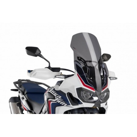Puig Dark Smoke Touring windscreen Honda CRF1000L Africa Twin