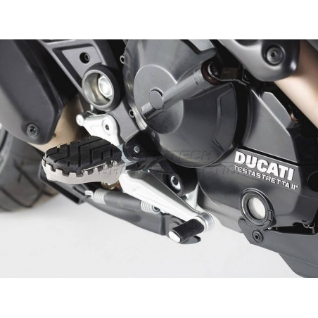 Kit reposapies SW-Motech Ducati Scrambler