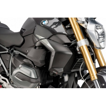 Puig radiator side covers BMW R1200R LC