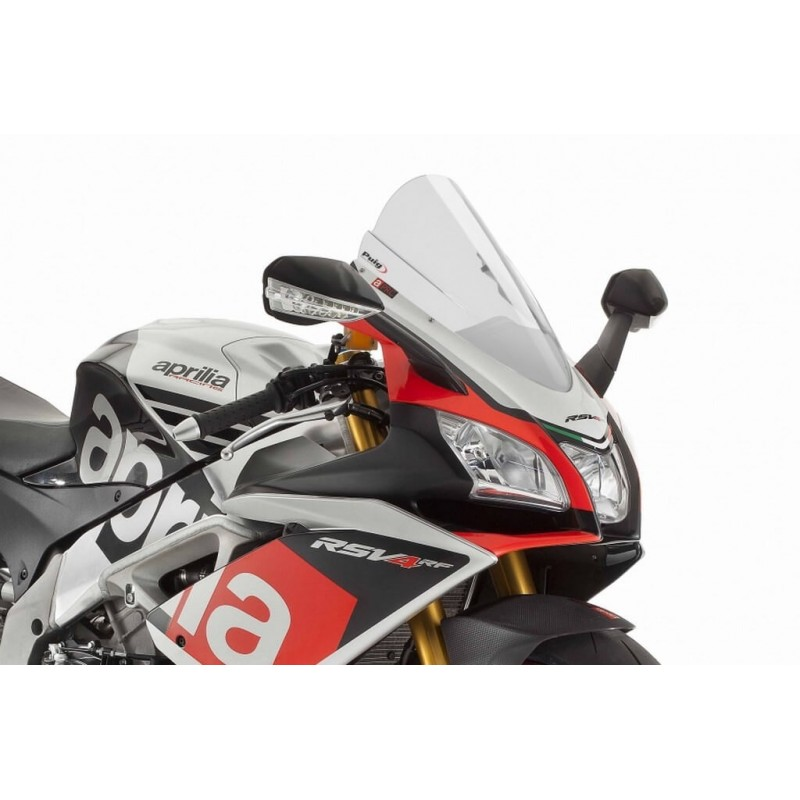 Puig Clear Racing Screen Aprilia RSV4 RF RR 15-17