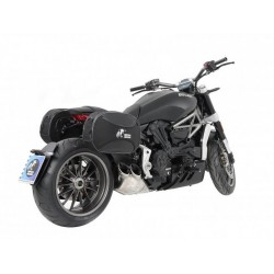 Hepco & Becker Street waterproof side bags Ducati X-Diavel