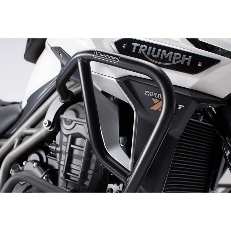 Defensas laterales SW-Motech Triumph 1200 Tiger Explorer 2016