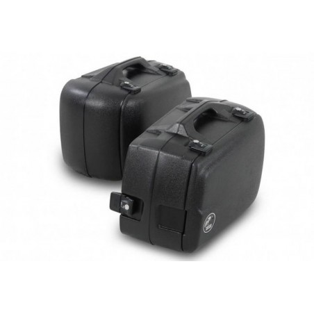 Hepco & Becker Junior 40L sidecases set