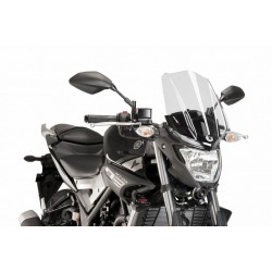 Puig New Generation Clear Windscreen Yamaha MT-03 2016