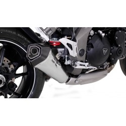 Remus Hexacone Titanium Exhaust Muffler Triumph Speed Triple 2016