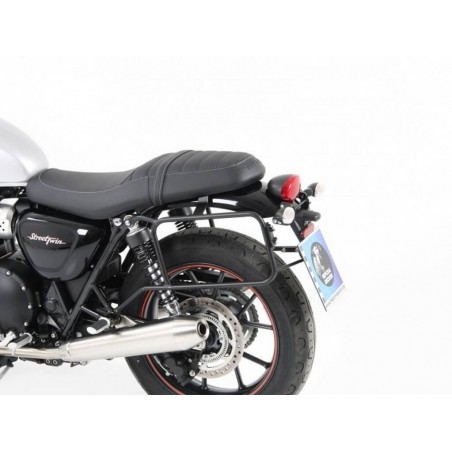 Hepco & Becker side carrier for Triumph Street Twin