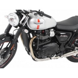Hepco & Becker engine crash bars Triumph Street Twin