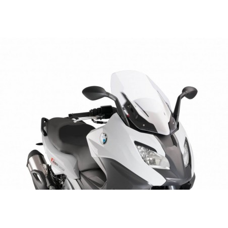 Puig Clear Sport windscreen BMW C650 Sport