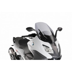 Puig Light Smoke Sport windscreen BMW C650 Sport