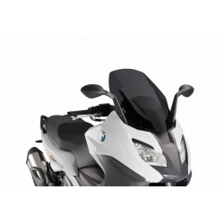 Puig Dark Smoke Sport windscreen BMW C650 Sport