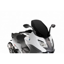 Puig Black Sport windscreen BMW C650 Sport