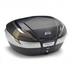 Givi Maxia 4 Top Case V56NNT 56L Carbon Black