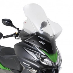 Givi Touring windscreen Kawasaki J300