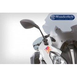 Wunderlich Smoke wind flaps deflectors BMW R1200RS