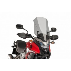 Puig Light Smoke Touring windscreen Honda CB500X 2016