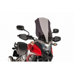 Puig Dark Smoke Touring windscreen Honda CB500X 2016