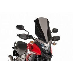 Puig Black Touring windscreen Honda CB500X 2016
