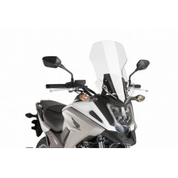 Puig Clear Touring windscreen Honda NC750X 2016