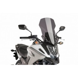 Puig Dark Smoke Touring windscreen Honda NC750X 2016