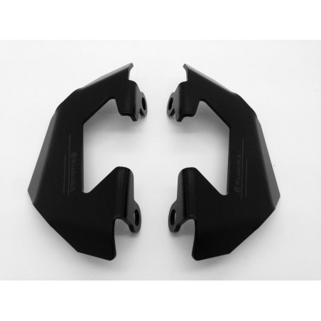 Wunderlich Black front brake caliper cover