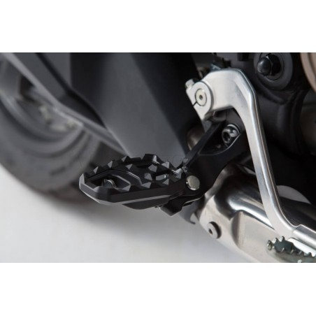SW-Motech footrest extension Honda CRF1000L Africa Twin 2016