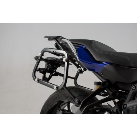 SW-Motech Quicklock Evo side carrier Yamaha MT-07 Tracer