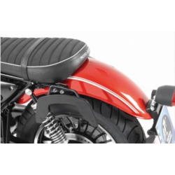 Hepco & Becker C-Bow side bag carrier Moto Guzzi V9 Roamer