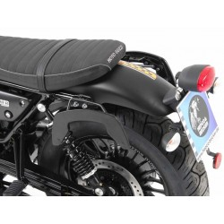 Hepco & Becker C-Bow side bag carrier Moto Guzzi V9 Bobber