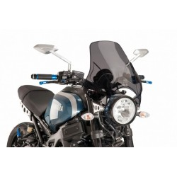 Puig Plus Dark Smoke windshield Yamaha XSR 900
