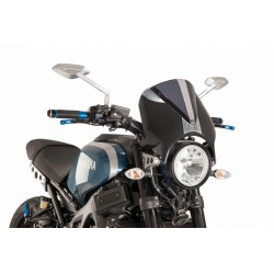 Puig Vision Dark Smoke headlight fairing Yamaha XSR 900