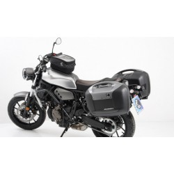 Hepco & Becker Journey Anthracite 42L sidecases Yamaha XSR 700