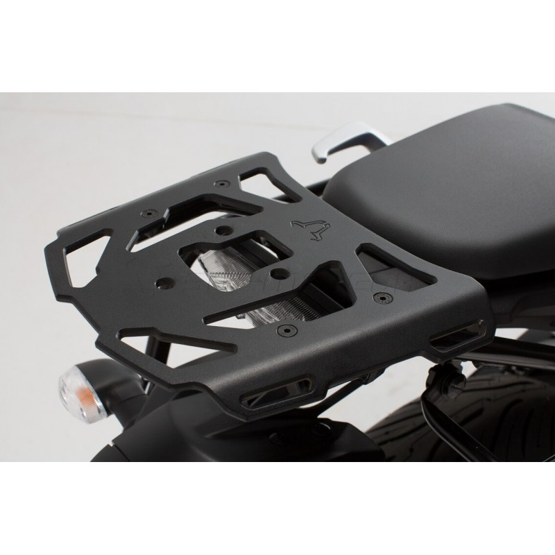 SW-Motech luggage rack Yamaha FJ-07 MT-07 Tracer