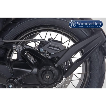 Wunderlich Black rear brake caliper cover BMW R1200GS LC