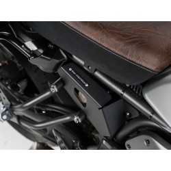 SW-Motech aluminum side covers set Yamaha XSR 700
