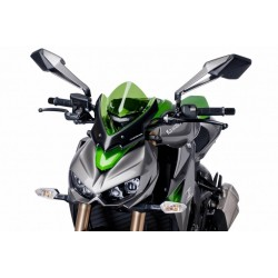 Puig Green Sport Windscreen Kawasaki Z1000 14-15