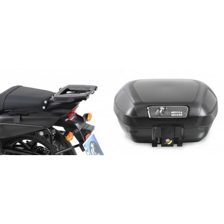 Hepco & Becker TC54 Top Case set Honda CTX 700