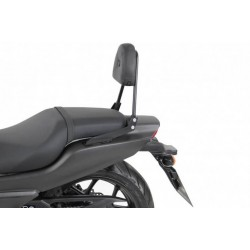 Hepco Becker Black Sissy bar backrest Honda CTX 700