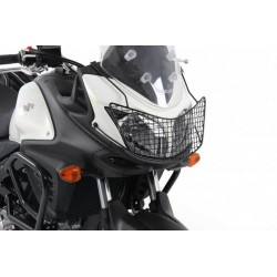 Hepco Becker headlight guard grill Suzuki V-Strom 650 12-16
