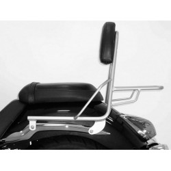 Hepco Becker Chrome Sissy bar rack Yamaha XVS 950 A Midnight Star
