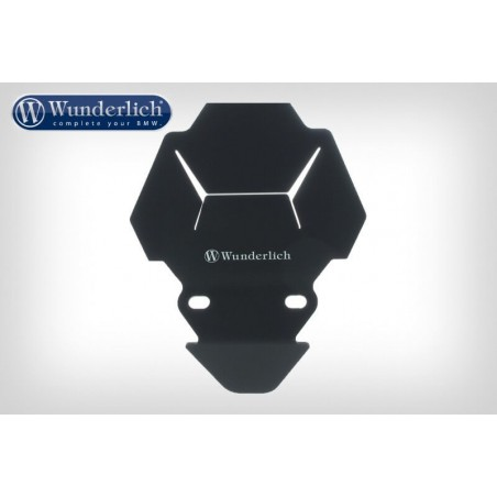 Wunderlich Black engine housing protection BMW R1200RT LC
