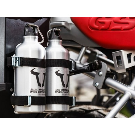 SW-Motech Trax Sidecases Bottle Kit