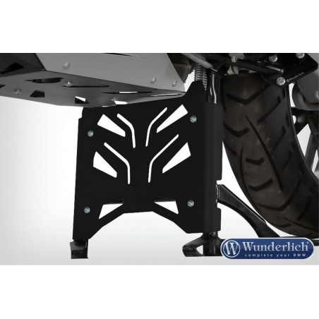 Wunderlich Black center stand protection plate BMW R1200GS LC