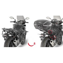 Givi V35 Side Carrier Yamaha FZ-10 MT-10