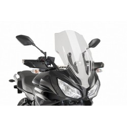 Puig Clear Touring Screen Yamaha MT-07 Tracer