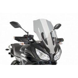 Puig light smoke Touring Screen Yamaha FJ-07 MT-07 Tracer